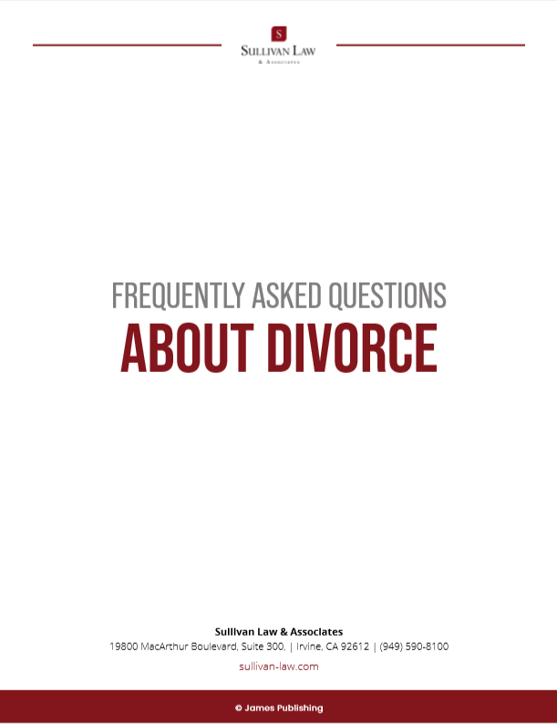 FAQ-Divorce