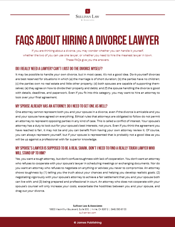 Hiring Lawyer